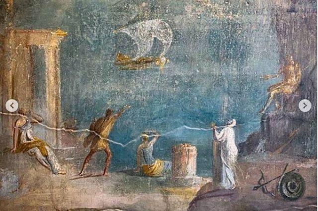 У Помпеях відкрили для туристів три унікальні будинки - фото 387558