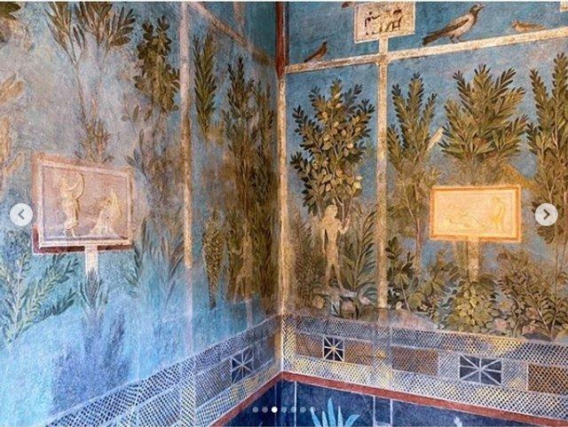 У Помпеях відкрили для туристів три унікальні будинки - фото 387560