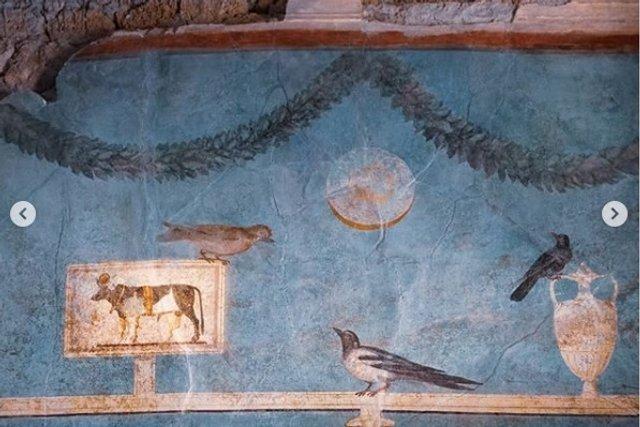 У Помпеях відкрили для туристів три унікальні будинки - фото 387561