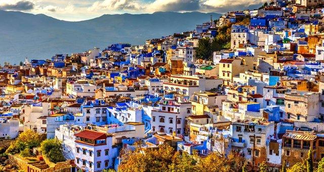 У Марокко слід пам'ятати про різкі перепади температури - фото 387689