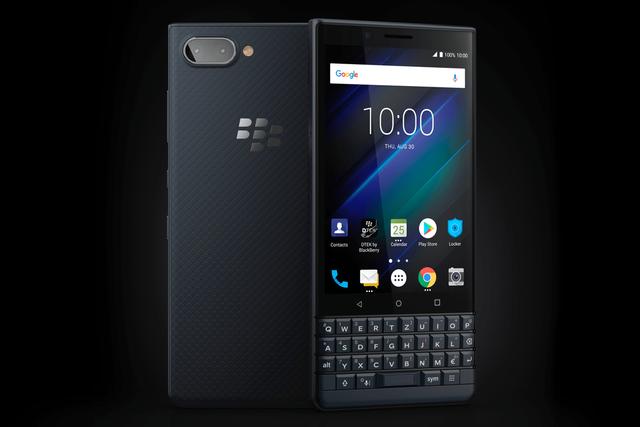 BlackBerry KEY2 LE – останній смартфон компанії - фото 387801