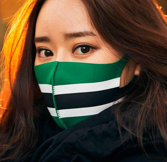 Як коронавірус впливає на моду: захисні маски для обличчя стали стильним трендом - фото 387909