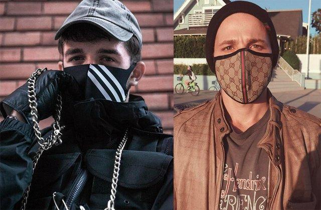 Як коронавірус впливає на моду: захисні маски для обличчя стали стильним трендом - фото 387914