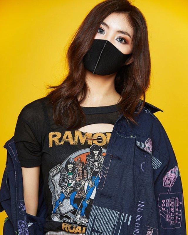 Як коронавірус впливає на моду: захисні маски для обличчя стали стильним трендом - фото 387918