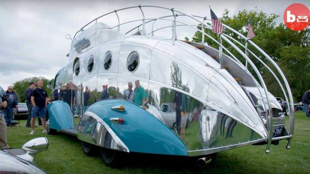 У мережі показали найнезвичайніший двоповерховий автобус - фото 387997