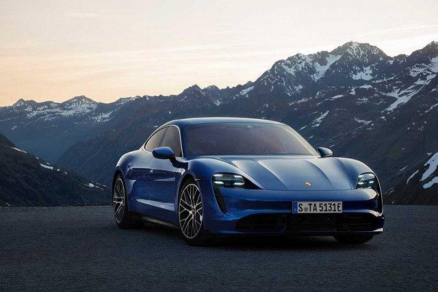 Porsche - фото 388135