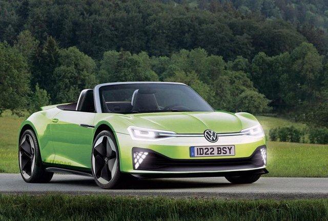 Авто конкуруватиме з Tesla Roadster - фото 388154