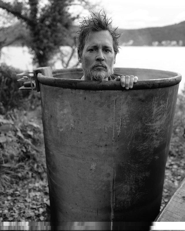 Щирий і беззахисний: Джонні Депп знявся у незвичній фотосесії - фото 388161