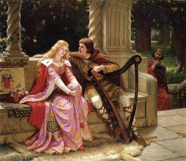 Три дивовижні факти про кохання в Середньовіччі - фото 388203