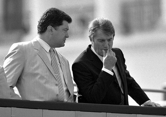 Який вигляд мали українські політики в 90-х: раритетні фото - фото 388265