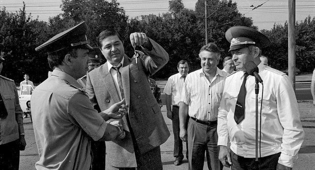 Який вигляд мали українські політики в 90-х: раритетні фото - фото 388269