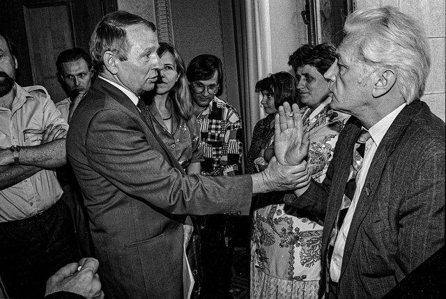 Який вигляд мали українські політики в 90-х: раритетні фото - фото 388272