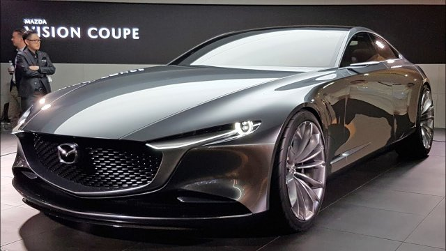Дивіться, як виглядатиме нова Mazda 6 - фото 388313