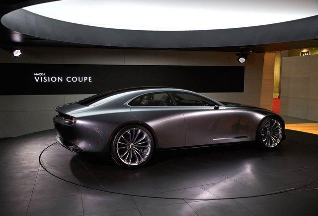 Дивіться, як виглядатиме нова Mazda 6 - фото 388314