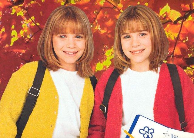 Як змінилися сестри Олсен: чому вони так рано постаріли - фото 388364
