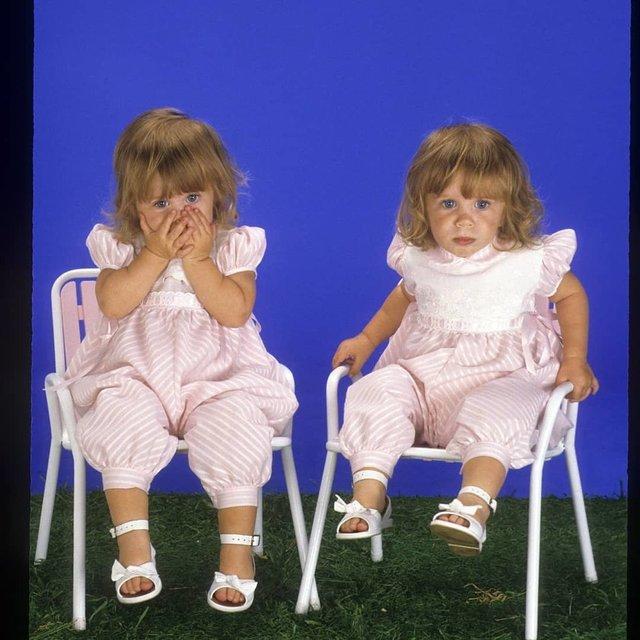 Як змінилися сестри Олсен: чому вони так рано постаріли - фото 388365