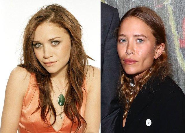 Як змінилися сестри Олсен: чому вони так рано постаріли - фото 388372