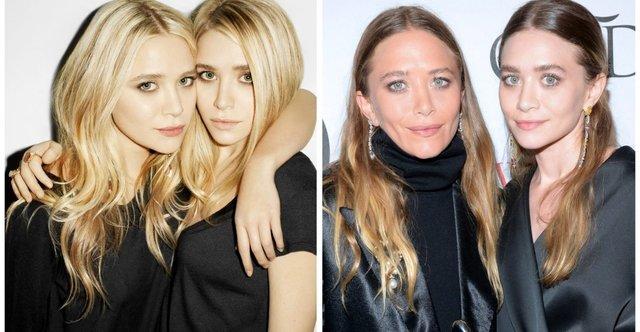 Як змінилися сестри Олсен: чому вони так рано постаріли - фото 388373