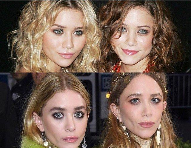 Як змінилися сестри Олсен: чому вони так рано постаріли - фото 388375