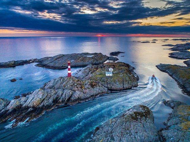 Яскраві фото Норвегії, які надихають на мандри - фото 388585