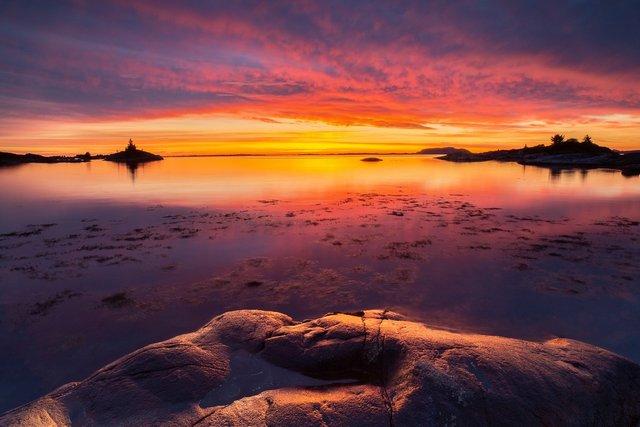 Яскраві фото Норвегії, які надихають на мандри - фото 388586