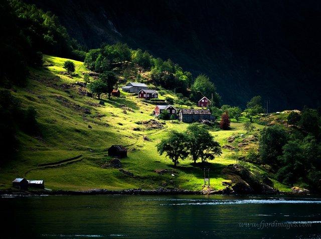 Яскраві фото Норвегії, які надихають на мандри - фото 388602