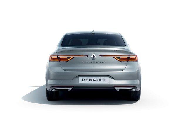 На щастя: французи оновили свій Renault Talisman - фото 388641