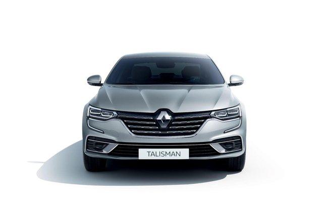 На щастя: французи оновили свій Renault Talisman - фото 388642