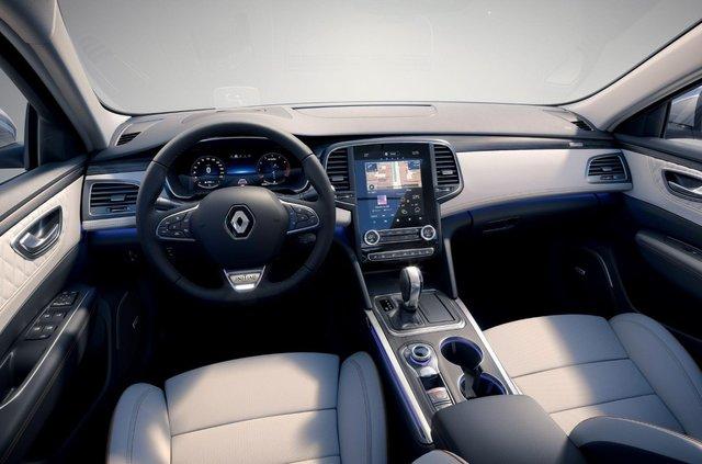 На щастя: французи оновили свій Renault Talisman - фото 388643
