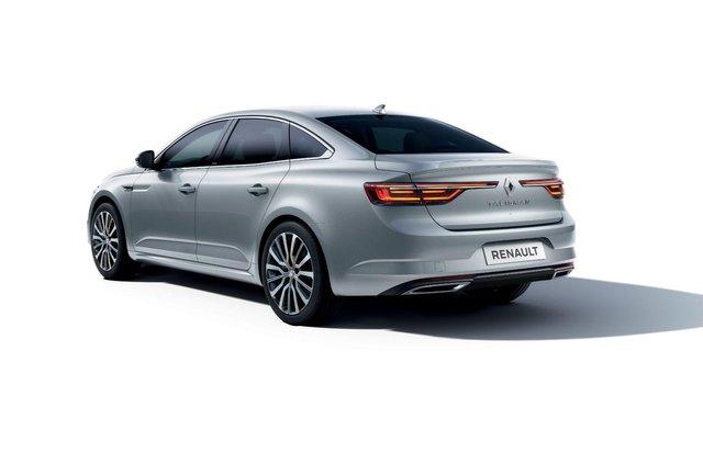 На щастя: французи оновили свій Renault Talisman - фото 388646