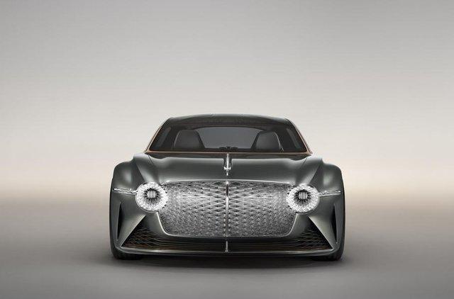 Bentley зробить другий за 90 років двомісний автомобіль - фото 388718