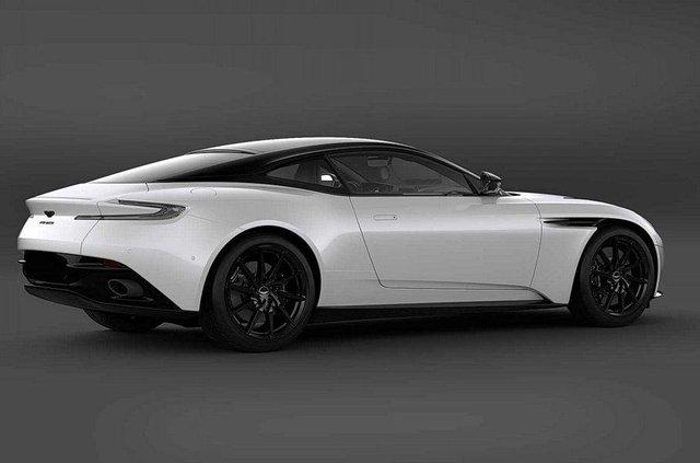 300 спартанців: Aston Martin випустить обмежену партію 'дуже чорних' авто - фото 388822