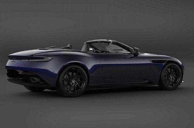 300 спартанців: Aston Martin випустить обмежену партію 'дуже чорних' авто - фото 388823