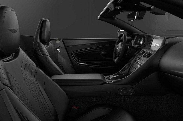 300 спартанців: Aston Martin випустить обмежену партію 'дуже чорних' авто - фото 388824