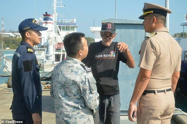 Турист провів у відкритому морі три доби - фото 388832