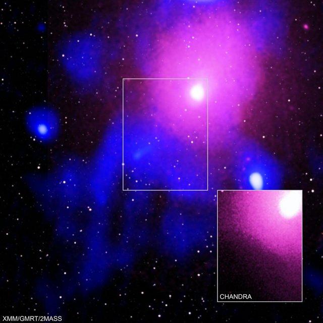 Астрономи зафіксували найпотужніший спалах у Всесвіті: фотофакт - фото 389007