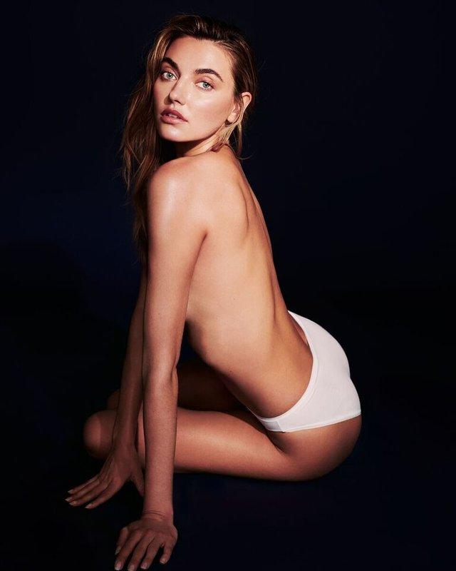 Як змінилася всесвітньо відома українська модель Аліна Байкова: фото 18+ - фото 389164
