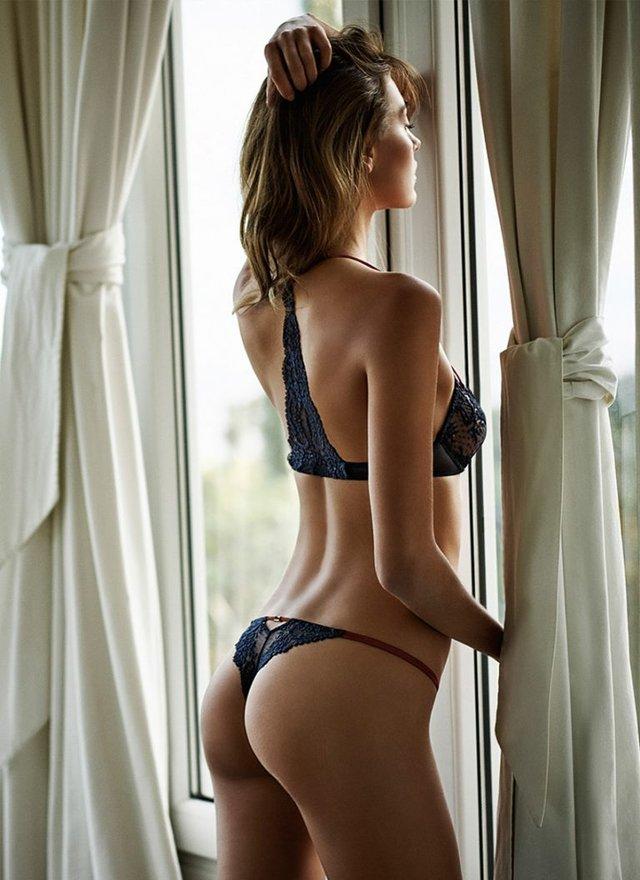 Як змінилася всесвітньо відома українська модель Аліна Байкова: фото 18+ - фото 389169