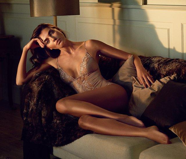 Як змінилася всесвітньо відома українська модель Аліна Байкова: фото 18+ - фото 389171