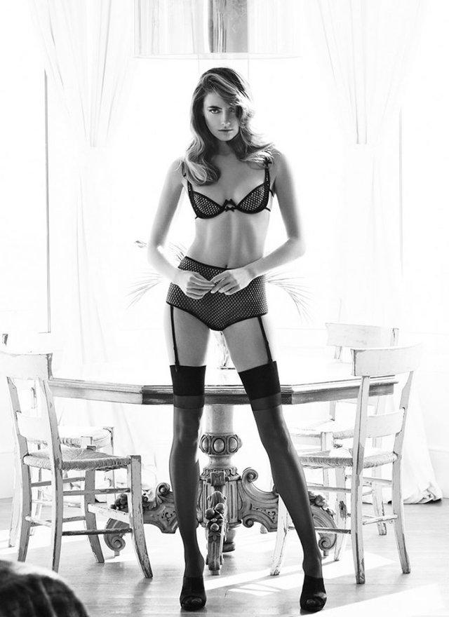 Як змінилася всесвітньо відома українська модель Аліна Байкова: фото 18+ - фото 389172