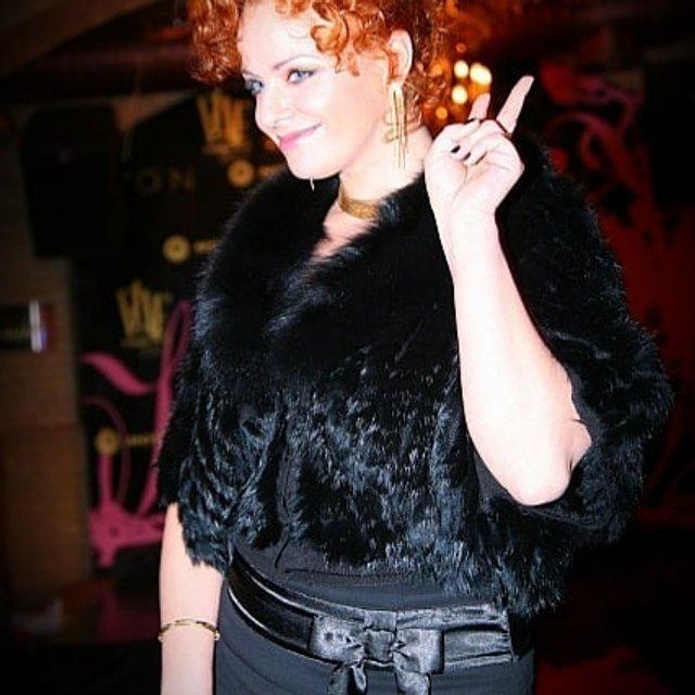 Який вигляд мала Ірма Вітовська у юності: рідкісні фото української акторки - фото 389251