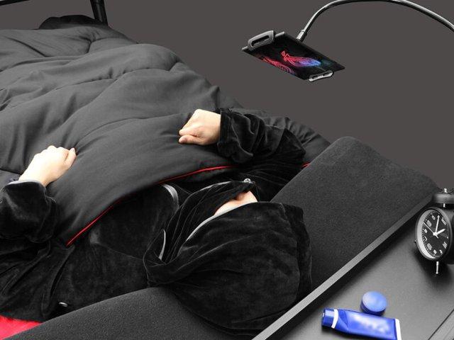 Японці створили ліжко для геймера, про яке мріють всі (фото) - фото 389760
