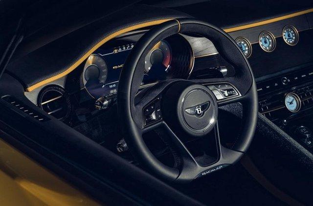 Bentley презентувала найдорожчий автомобіль в історії: фото - фото 389926