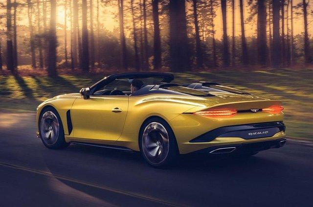 Bentley презентувала найдорожчий автомобіль в історії: фото - фото 389928