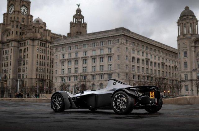 Британці створили крутий суперкар, який важить усього 570 кілограмів - фото 390145