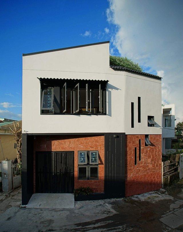 У В'єтнамі звели сучасний дім для любительки ромашок: ефектні фото - фото 390833