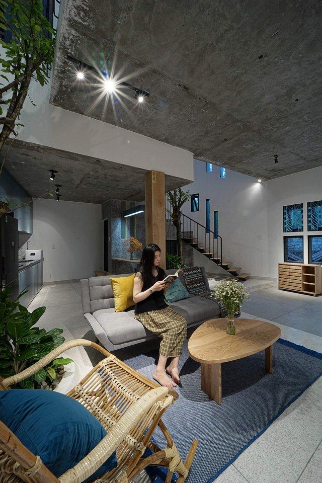 У В'єтнамі звели сучасний дім для любительки ромашок: ефектні фото - фото 390852