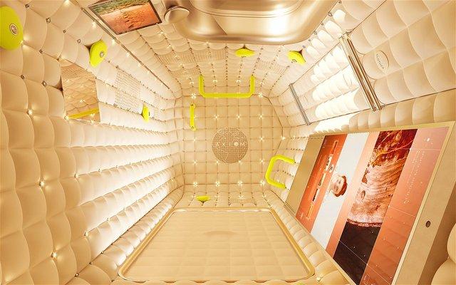 Як виглядатиме готельний номер у космосі: ефектні фото - фото 391307