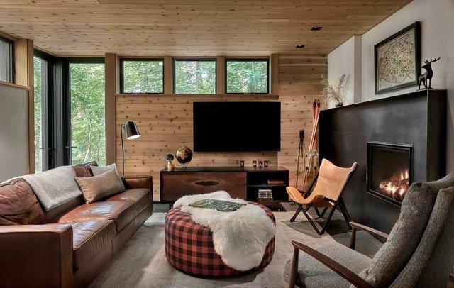 Архітектори створили будиночок в лісі, про який мріють всі - фото 391508