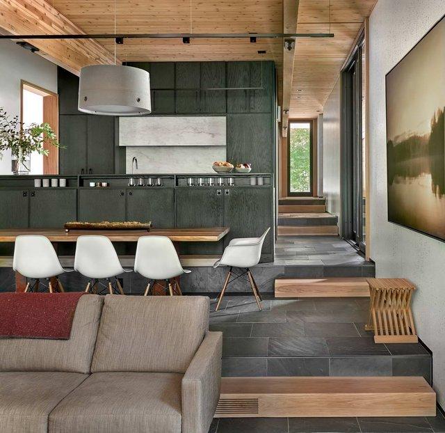 Архітектори створили будиночок в лісі, про який мріють всі - фото 391518